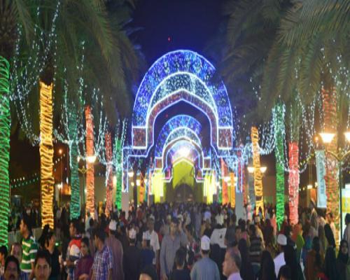 تظاهرة ثقافية فى مهرجان مسقط الـ 16