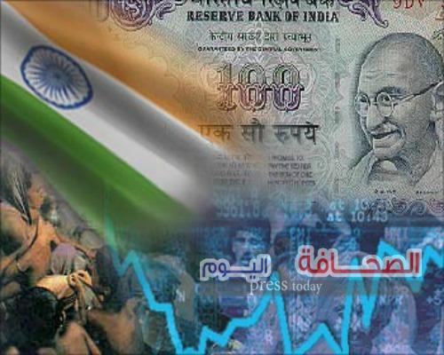 """الإقتصاد """"الهندى"""" الأسرع نموا من """"الصينى""""فى 2015"""