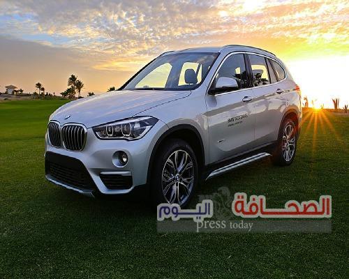 الجيل الثانى من  BMW X1 … الأن في مصر
