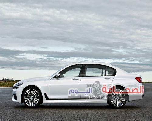BMW تطرح الفئة السابعة  بأصغر محرك سعته 2 لتر