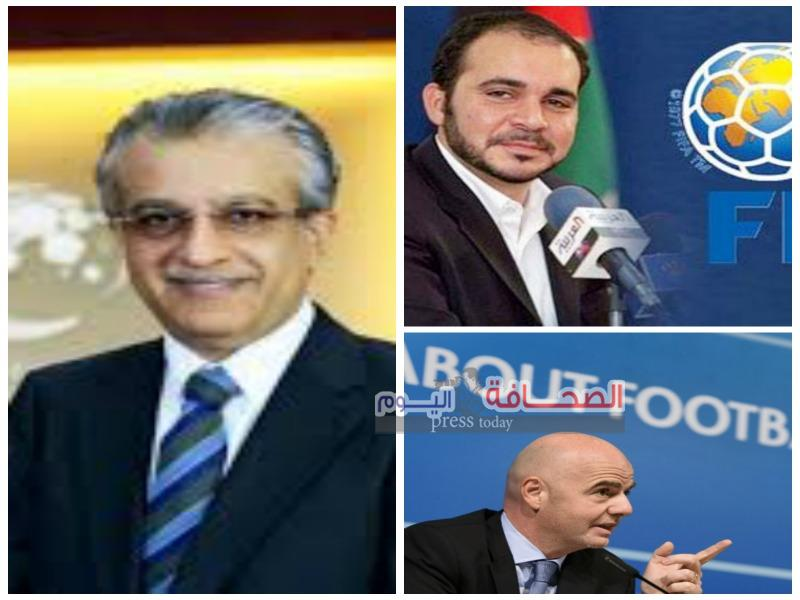 من يفوز بإنتخابات الفيفا ؟