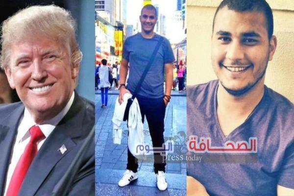 """محكمة أمريكية تنظر فى ترحيل طالب الطيران الذى هدد """"ترامب""""بالقتل"""