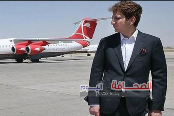 """الملياردير الإيرانى """"زنجانى""""  يواجه الإعدام لإتهامه بالفساد"""
