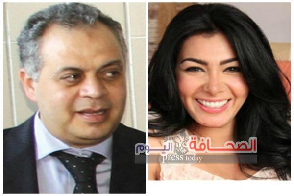 نقيب الممثلين :الضابط وصف ميرهان بالعاهرة