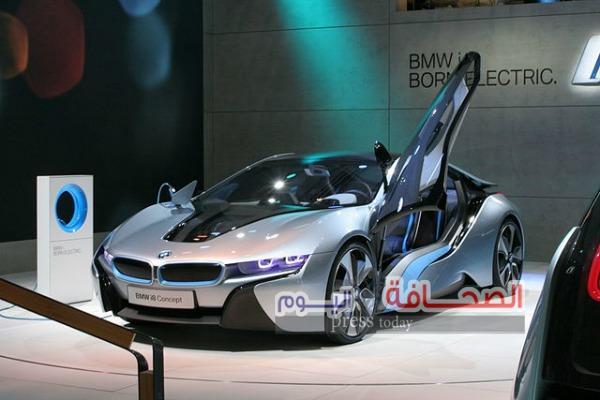 """سيارة """"BMW I8 """"الهجين الأعلى مبيعاّ فى العالم"""