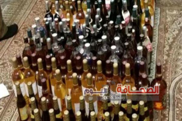 تهريب الخمور عبر الطرود الدبلوماسيه