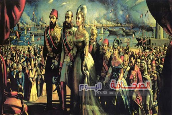 سرور: يفتتح معرض عن قناة السويس بالإسكندرية
