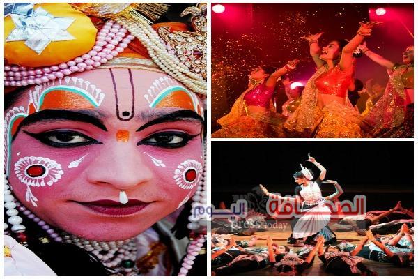 مهرجان ثقافى للفنون الهندية في مصر