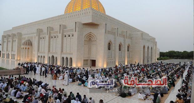 من مصر لسلطنه عمان  عادات رمضانيه أصيله