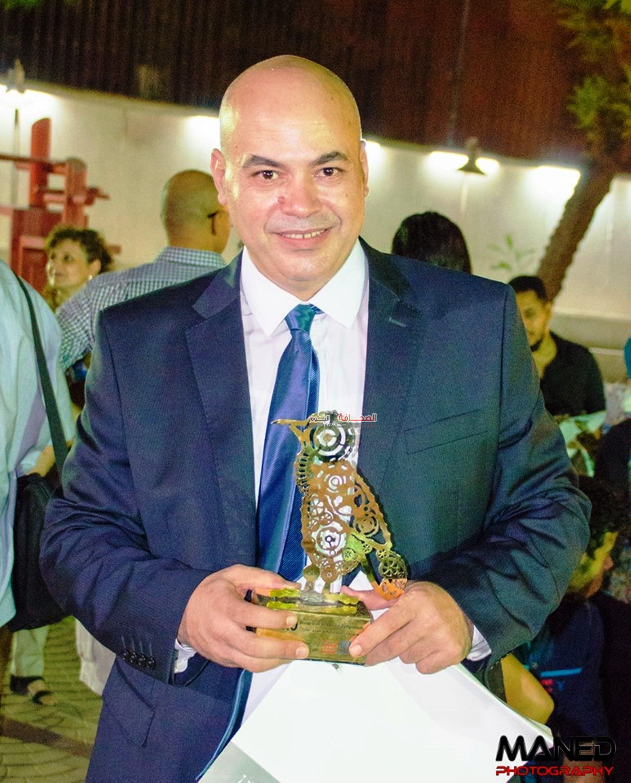 الفنان عمر طوسون القوميسير العام