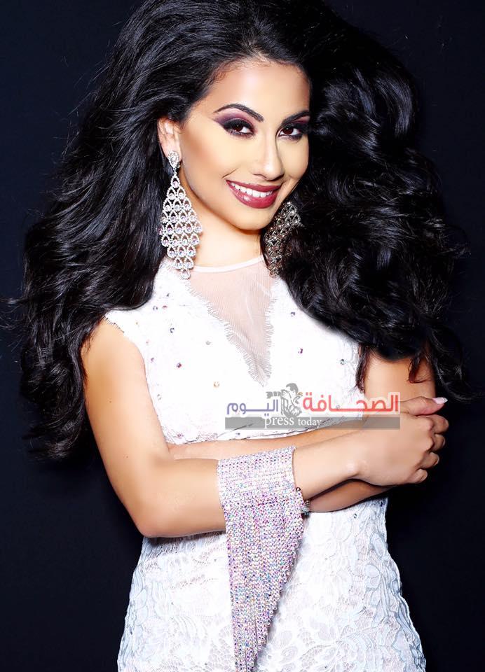 بالصور :راغب علامة يعلن دعمة لملكة جمال العرب بأمريكا