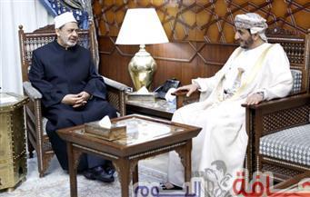 شيخ الازهر :  السلطان قابوس له دور بارز في خدمة الإسلام