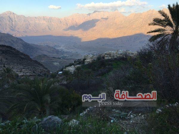 وزارة السياحة العمانية  تنفى صيام أهالى  قريه 3ساعات فقط