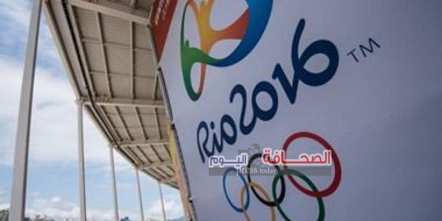 مصر تشارك بأكبر بعثة فى أولمبياد دى جانيرو