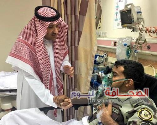 قوات الامن السعوديه تنجح فى إحباط هجوم إنتحارى