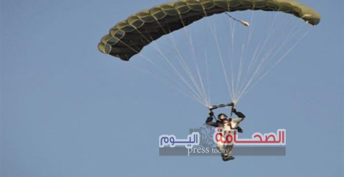 عمان تفوز بالمركز الاول عالميا فى القفز بالمظلات بروسيا