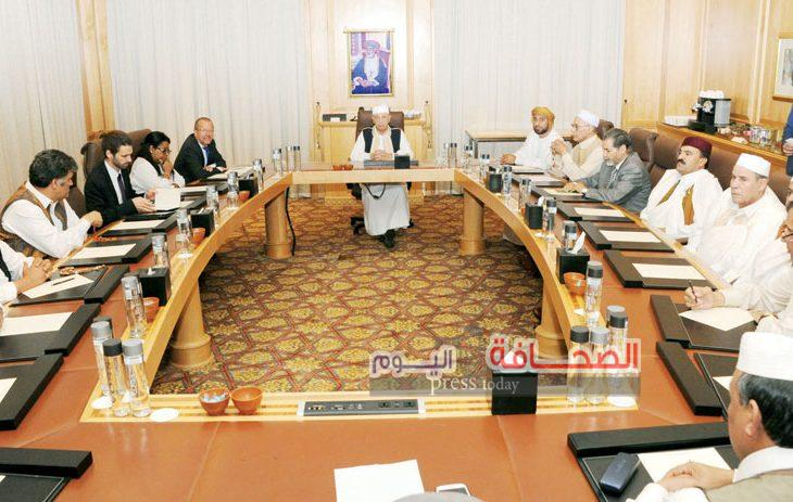 سلطنة  عُمان  تقود المساعي  الدبلوماسية  لتسوية الملف الليبي