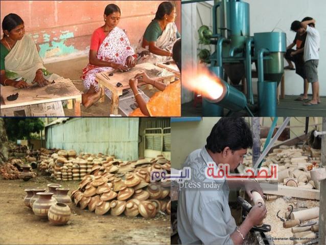 مائدة مستديرة للصناعات الصغيرة فى مصر والهند