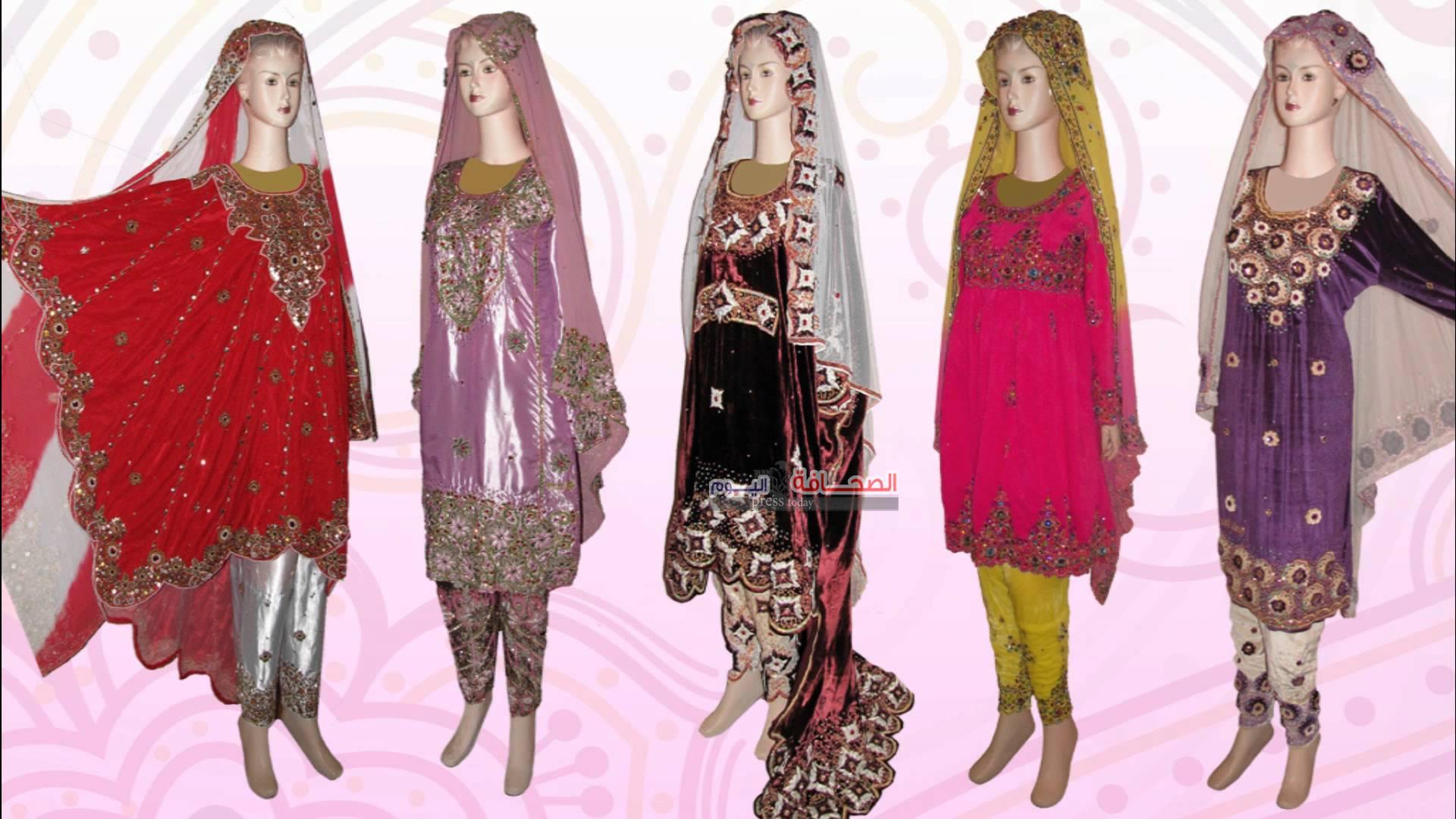 الأزياء في سلطنة عُمان ذات طابع تراثى