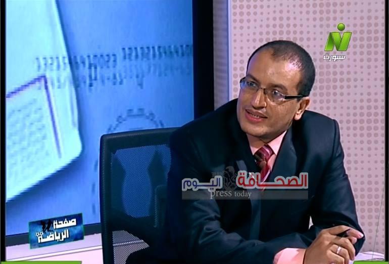 عبد المنعم فهمى عضو رابطة النقاد الرياضيين بأعلى الأصوات
