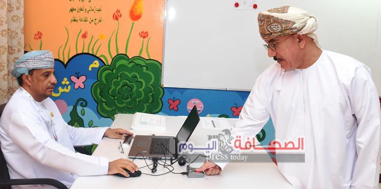 سلطنة عمان  تستعد للعرس  الانتخابى