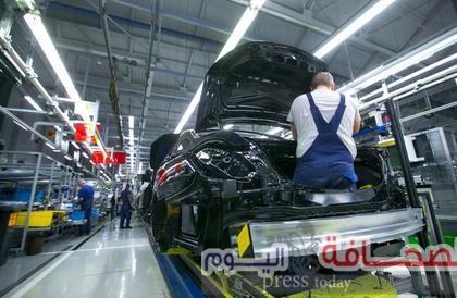 إسبانيا  ثاني أكبر منتج للسيارات في أوروبا بعد المانيا