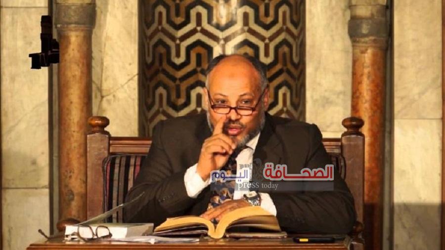 رئيس جامعة الأزهر يلتقى بالمستشار الثقافي لسفارة سلطنة عمان بالقاهرة
