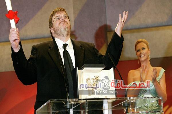 """""""غزوة"""" مايكل مور في مهرجان القاهرة السينمائي"""