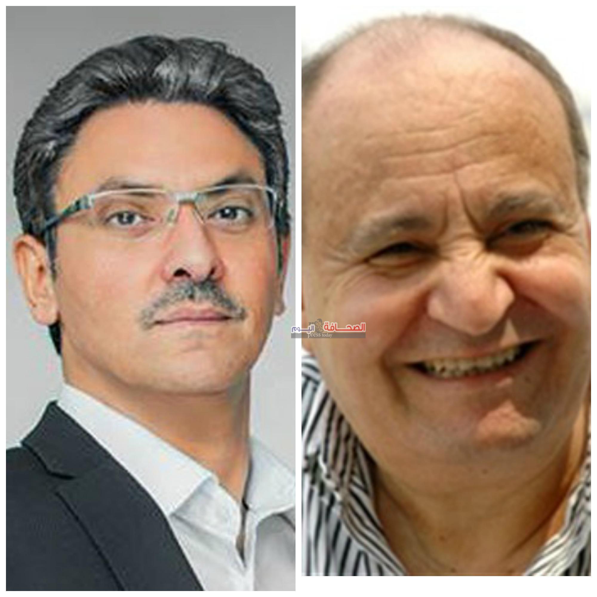 تكريم وحيد حامد مهرجان بورسعيد للفيلم العربي