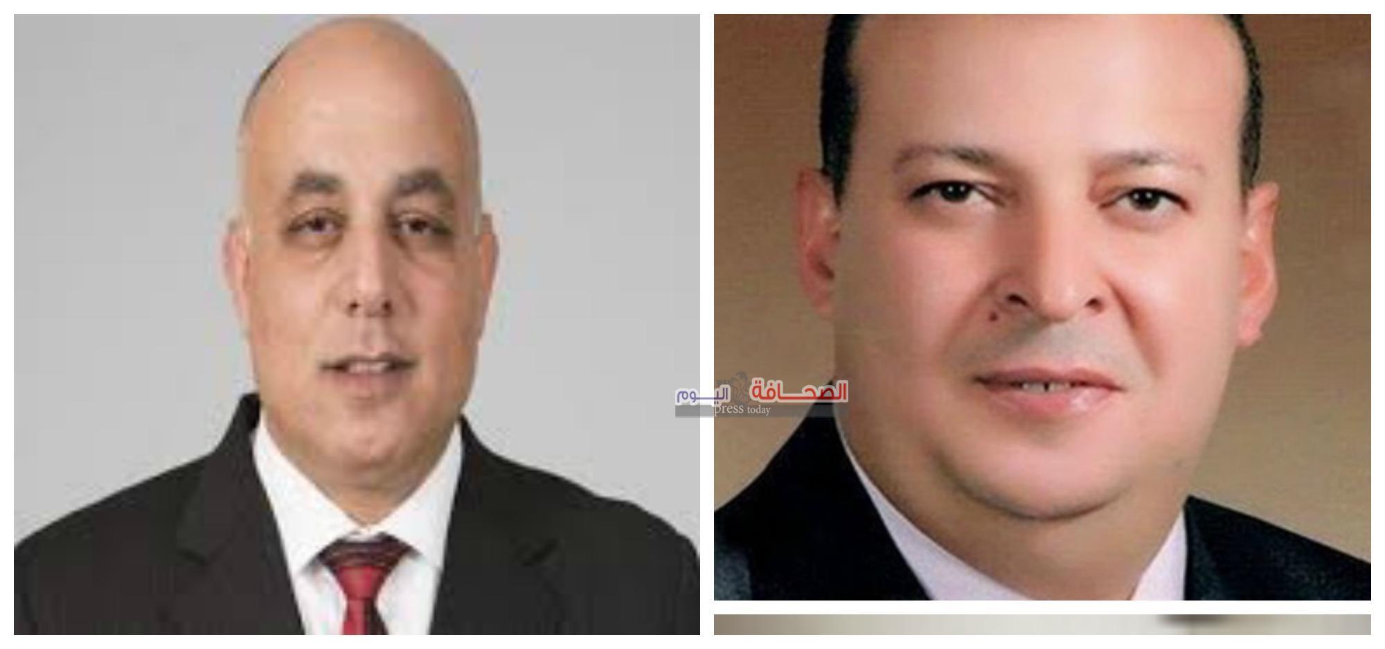 إعادة بين حسين جاد وحشمت فهمى على مقعد حدائق القبة
