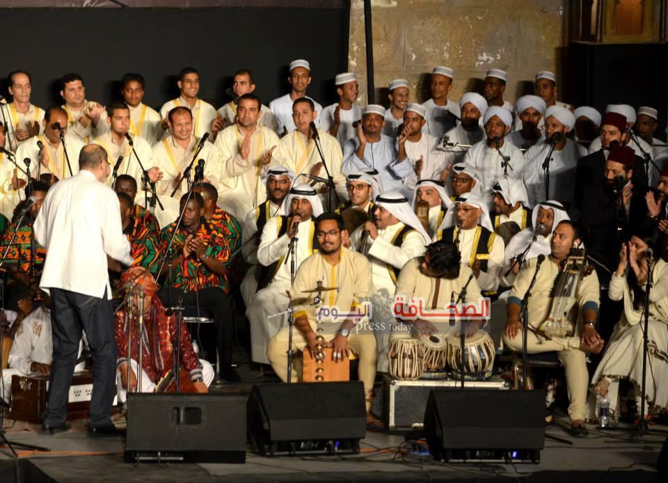 أفريقيا تغرد فى مهرجان سماع الدولى للإنشاد والموسيقى الروحية بالقلعة