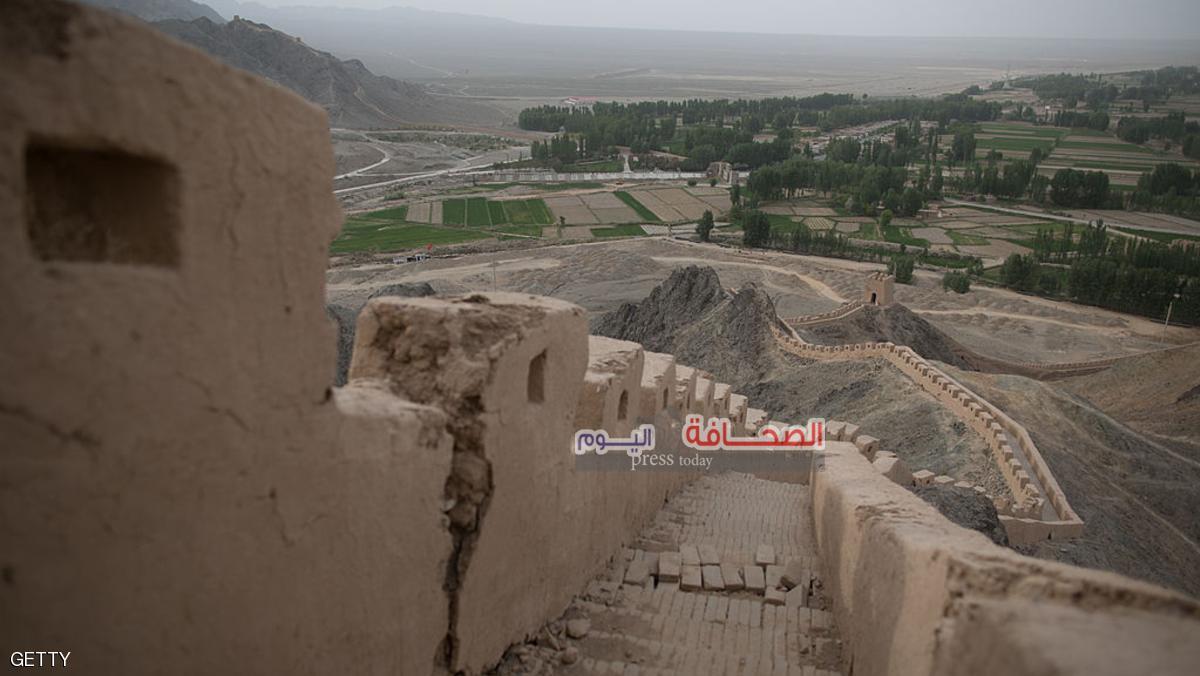 تعرف على أسباب :تشويه أجزاء من سور الصين بسبب عمليات الترميم