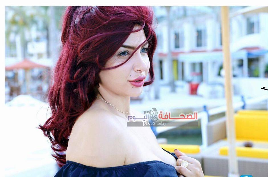 بالصور : ندى فاروق تستعد لأول أعمالها السينمائية