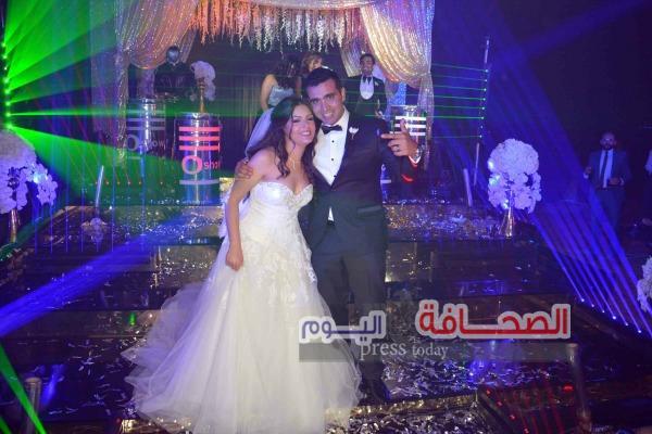 بالصور :صوفيا واحمد عصام يشعلان زفاف محمد وجيهان فى ستى ستار