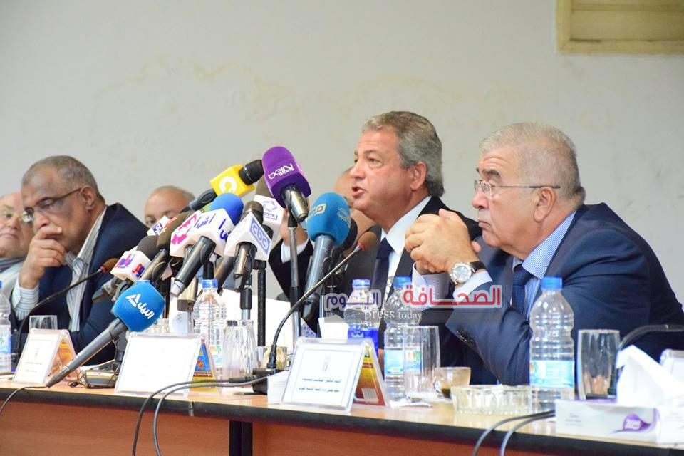 الأولمبية تشرح كواليس المشاركة المصرية في دى جانيرو