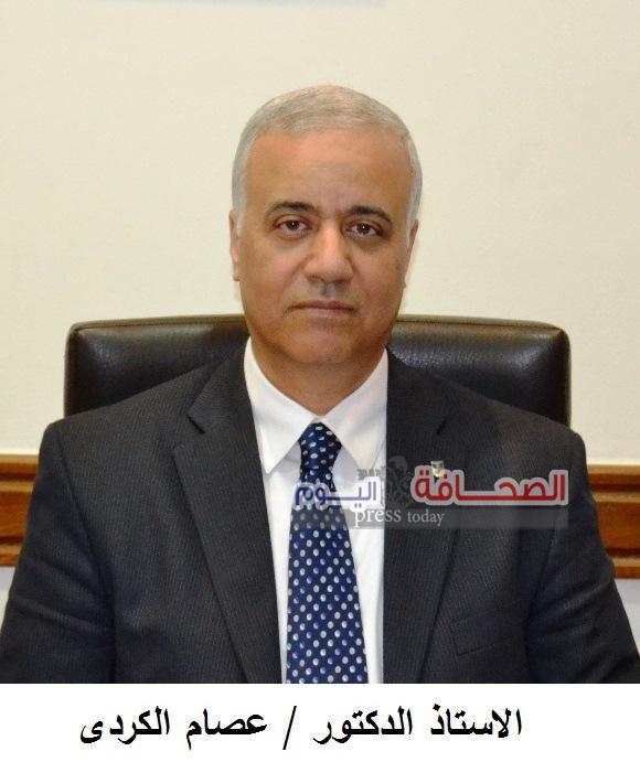 تكليف د.عصام الكردى بتسيير الأعمال بجامعة الأسكندرية