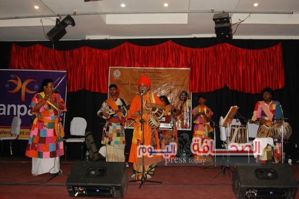 فرقة هندية تشارك فىمهرجان سماع الدولي للإنشاد والموسيقى الروحية