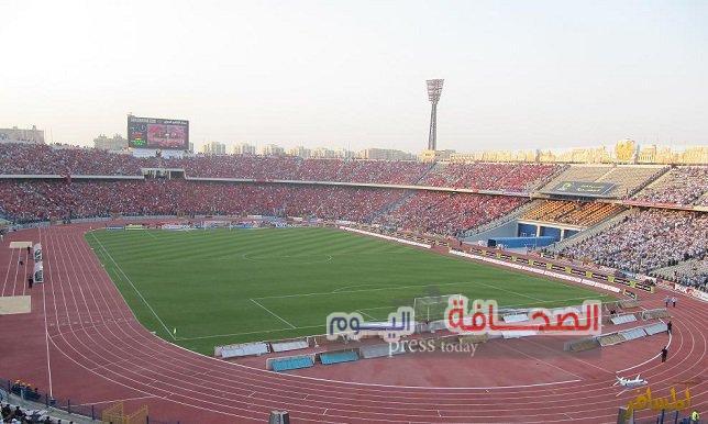إستاد القاهرة يستضيف 64 مباراة في الدوري الممتازمقابل 3 مليون جنيه