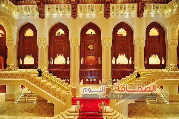 دار الأوبرا السلطانية تحتفي بيوم المرأة العمانية
