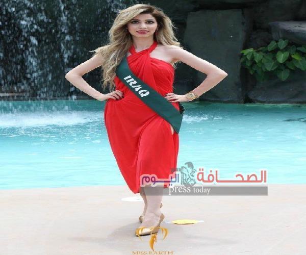 شاهد :سفيرة الجمال  التى رفضت إرتدأ البكينى فى مسابقات ملكات جمال الأرض