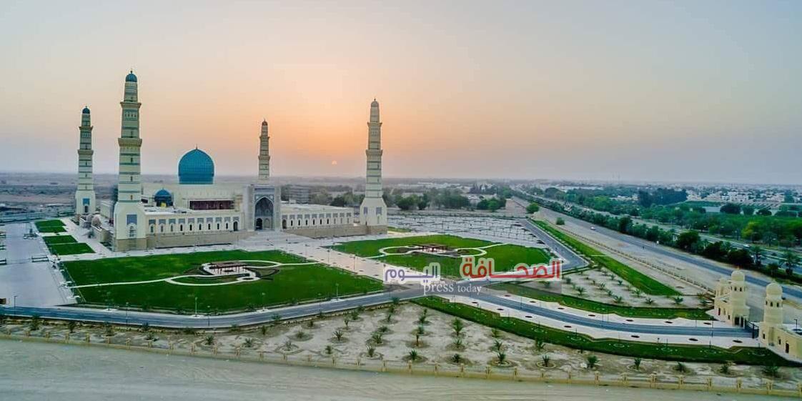 إفتتاح صرح إسلامي جديد في سلطنة عُمان