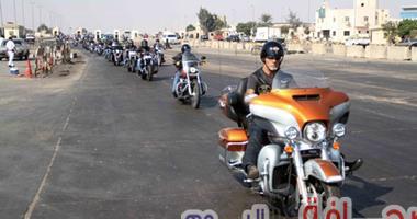 إنطلاق الموسم السادس من رالي تحدي عبور مصر لقيادة الدراجات الناريةقريبا