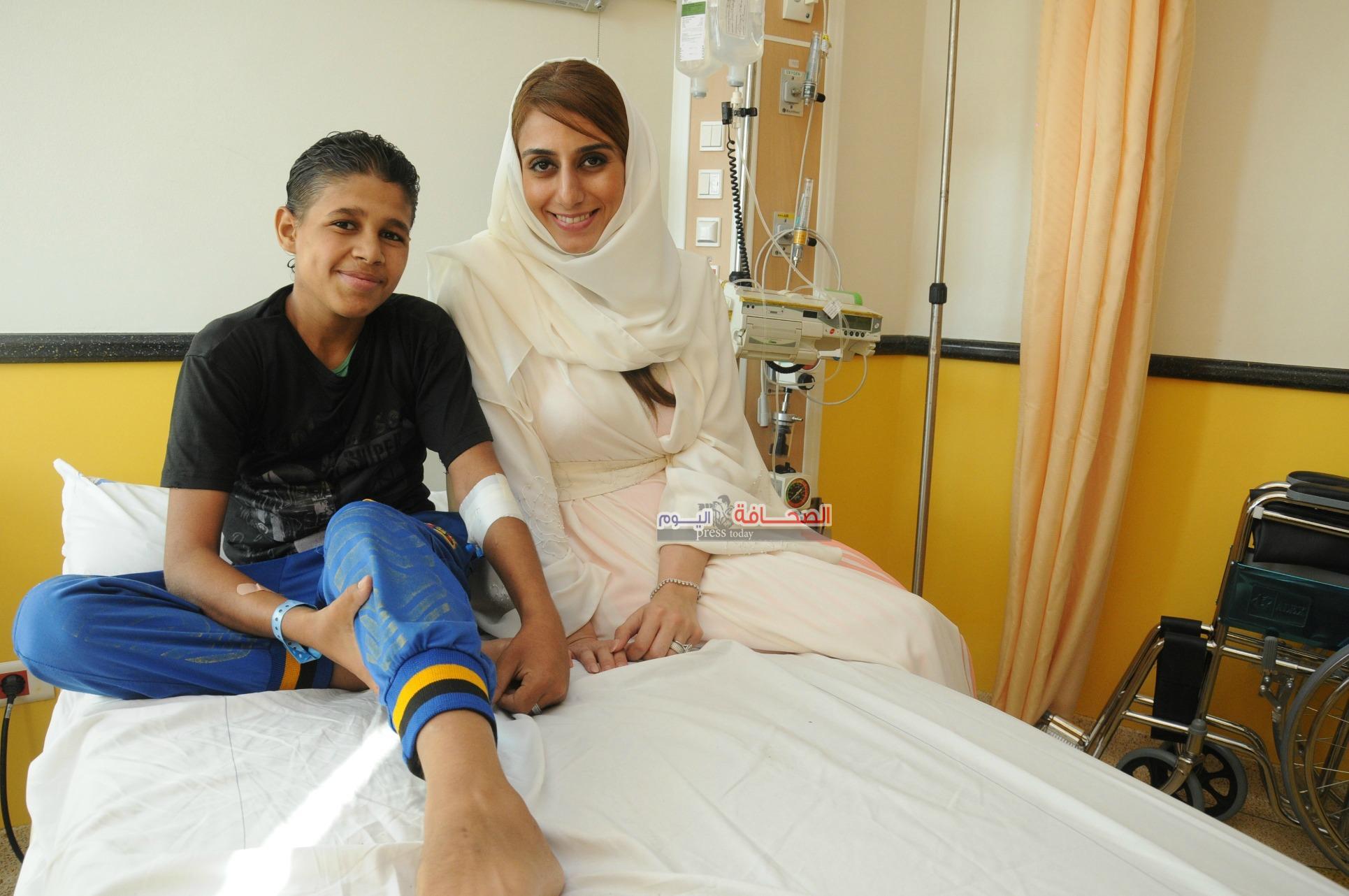 """جواهر القاسمي تطلق """"صندوق أميرة"""" لدعم علاج مرضى السرطان"""
