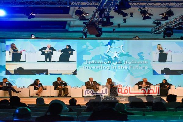 """مؤتمر """"الإستثمار فى المستقبل """"وسبل بناء قدرات المرأة بالشرق الأوسط"""