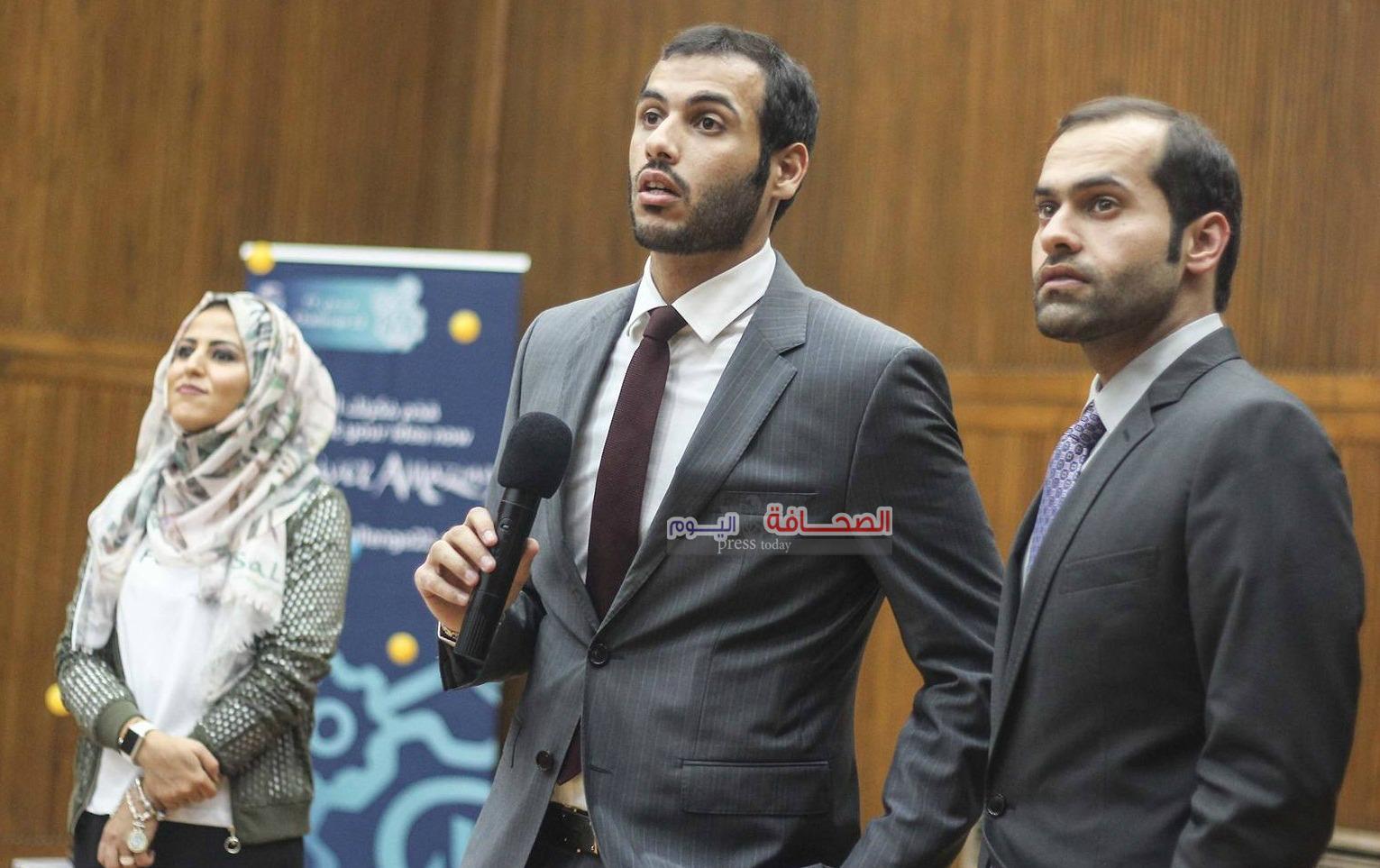 نجاح باهر للجلسة التعريفية لوفد تحدي 22  بالقاهرة