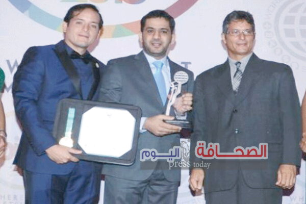 سلطنة عُمان تفوز بجائزة الاتحاد العالمي لريادة الأعمال لعام    2016
