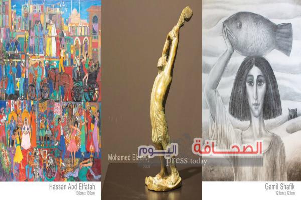 رباعيات مصرية فى بيكاسو ايست