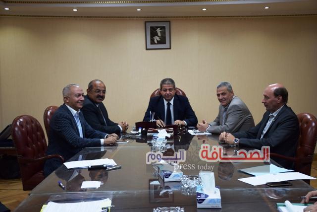 بيان وزارة الرياضة واللجنة الأولمبية المصرية بترشيد النفقات
