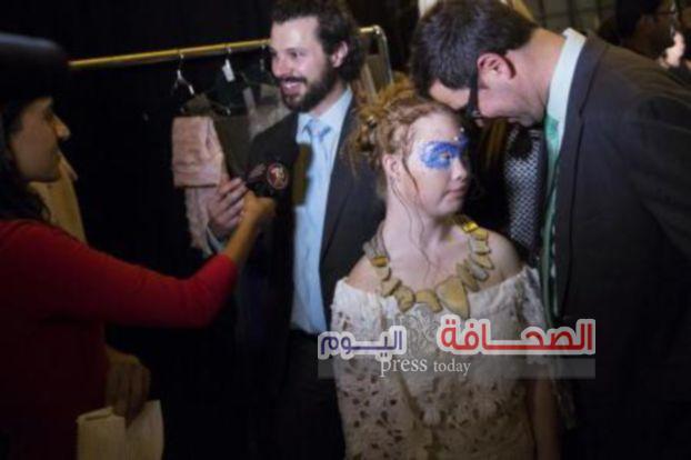 عرض أزياء يجمع 2 مليون دولار لصالح مرضى المتلازمة داون