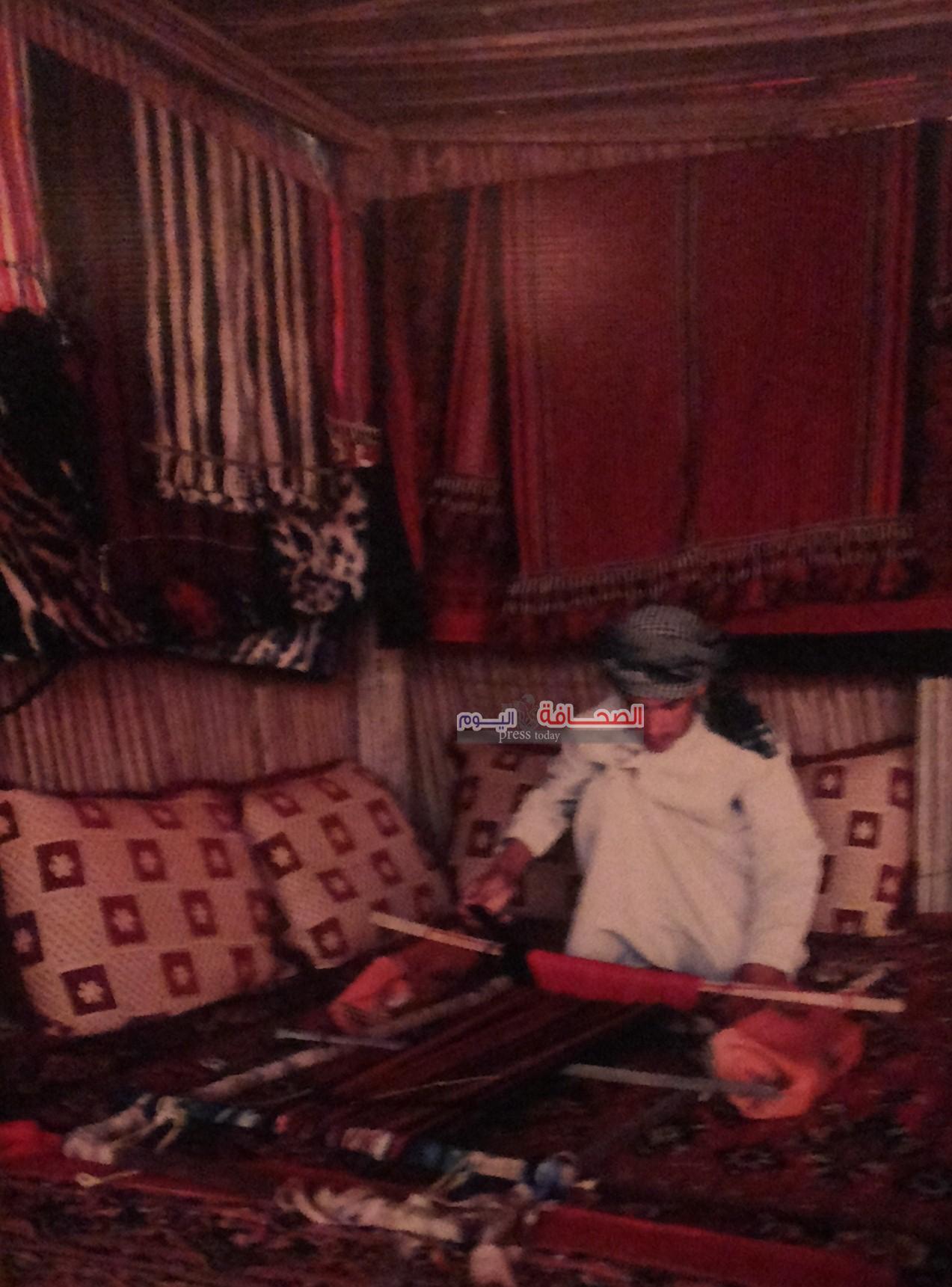 بالصور : معرض للتراث العمانى فى العيد الوطنى 46